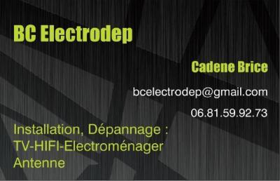BC Electrodep - Dépannage d'électroménager - Montauban