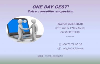Saboureau Béatrice - Secrétariat - Poitiers