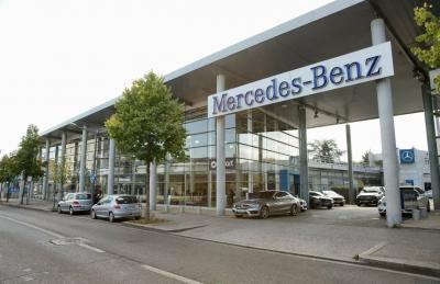 Mercedes-Benz Lyon Vaise - Pièces et accessoires automobiles - Lyon