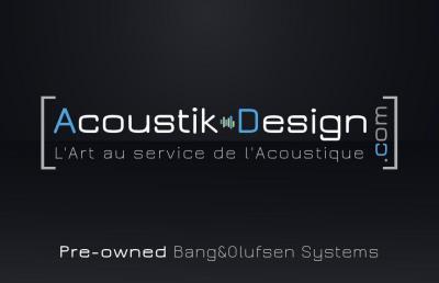 Acoustik Design.Com SARL - Vente en ligne et par correspondance - Dijon