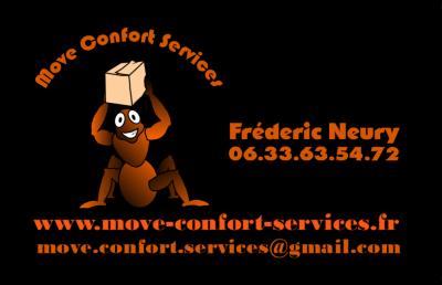 Déménagement Move Confort Service SARL - Déménagement - Clermont-Ferrand