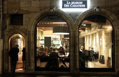 Maison des Cariatides - Attraction touristique - Dijon