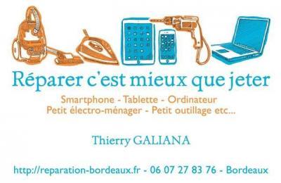 Reparer C'est Mieux Que Jeter - Dépannage d'électroménager - Bordeaux
