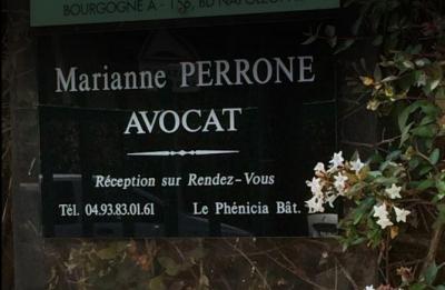 Perrone Marianne - Avocat - Nice