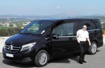 Transreserv - VTC (voitures de transport avec chauffeur) - Aix-en-Provence
