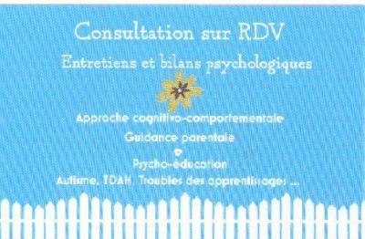 Mélody Darré - Psychologue - Montauban