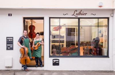 Atelier De Lutherie Deroy Thène - Luthier - Vannes