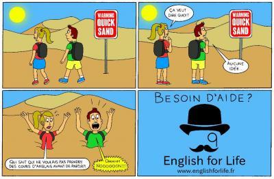 English For Life - Cours de langues - Montpellier
