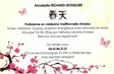 Esprit Zen - Soins hors d'un cadre réglementé - La Motte-Servolex