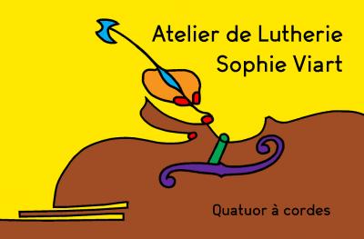 Atelier De Lutherie Sophie Viart EURL - Réparation et entretien d'instruments de musique - Limoges