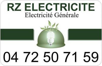 Rz Electricite - Entreprise d'électricité générale - Vénissieux