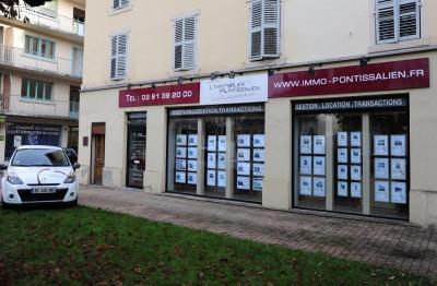 L'immobilier Pontissalien - Agence immobilière - Pontarlier