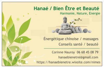 Hanaé Bien Être et Beauté - Club de sport - Nîmes