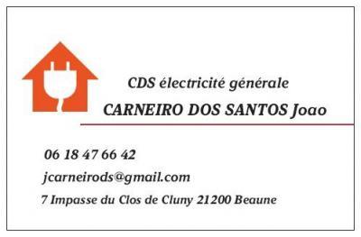 CDS Electricité Générale - Entreprise d'électricité générale - Beaune
