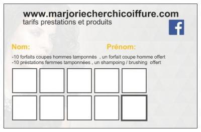 Marjorie Cherchi Coiffure - Coiffeur - Clermont-l'Hérault