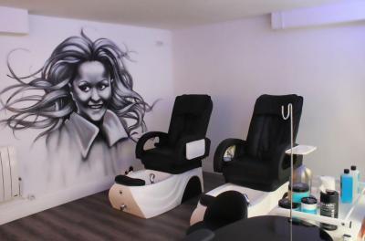 Les Salons M - Manucure - Levallois-Perret