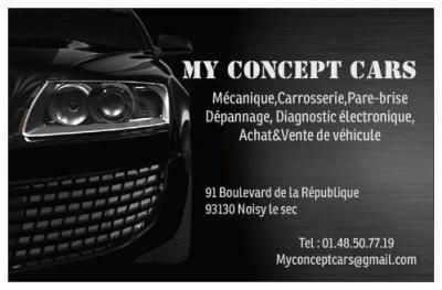 My Concept Cars - Garage automobile - Noisy-le-Sec