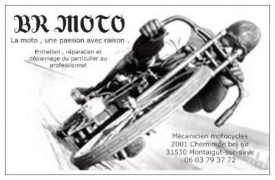 BR Moto - Vente et réparation de motos et scooters - Grenade