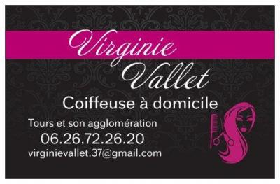 Vallet Virginie - Coiffeur - Saint-Avertin