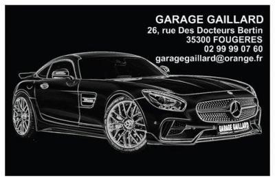Garage Gaillard - Garage automobile - Fougères