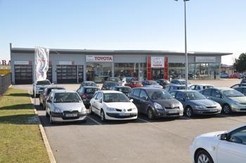 Toyota Garage Baroche Concessionnaire - Concessionnaire automobile - Alençon