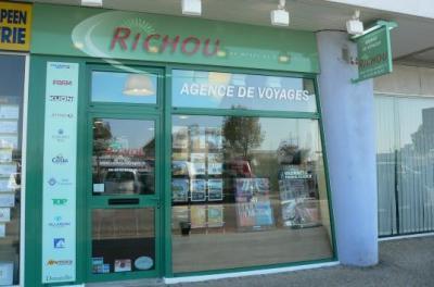 Richou Voyages - Agence de voyages - Les Sables-d'Olonne