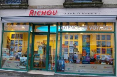 Richou Voyages - Agence de voyages - Vannes