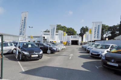 Renault BodemerAuto Concessionnaire - Concessionnaire automobile - Vannes