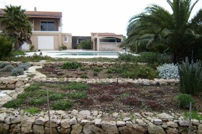 Créat Jardin - Aménagement et entretien de parcs et jardins - Hyères