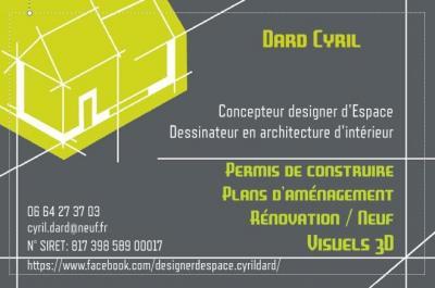 Dard Cyril - Architecte d'intérieur - Marseille