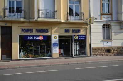 Roc Eclerc - Pompes funèbres - Metz