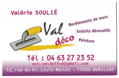 Val Déco - Entreprise de peinture - Aurillac