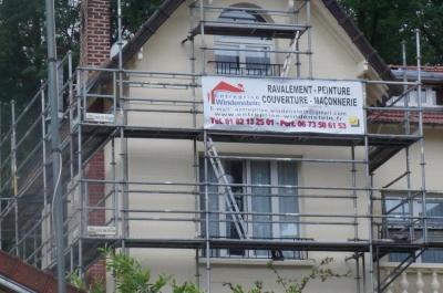 Entreprise Windenstein - Ravalement de façades - Montreuil