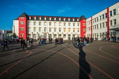 Collège Notre Dame Le Ménimur - Collège privé - Vannes