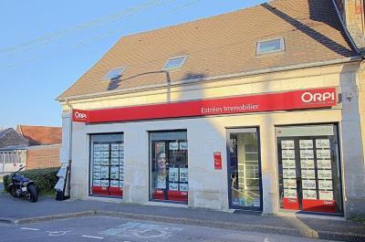 Orpi - Agence immobilière - Estrées-Saint-Denis