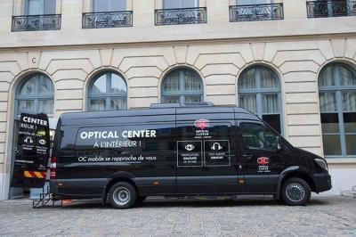 Opticien Mobile - ROUEN Optical Center - Opticien - Rouen