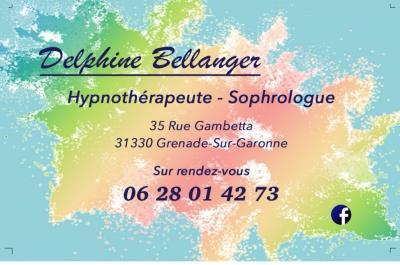 Bellanger Delphine - Sophrologie - Grenade