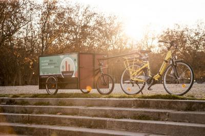 BicyCompost - Collecte et recyclage de déchets ménagers - Bordeaux