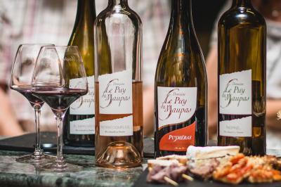 Domaine Le Puy du Maupas - Producteur et vente directe de vin - Puyméras