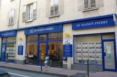 De Maison Pierre - Agence immobilière - Valence