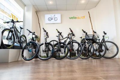 Veloactif - Vélos électriques - Suresnes