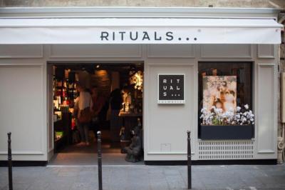 Rituals - Parfumerie - Paris