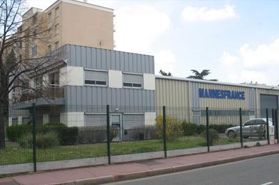 Mannes France - Garage automobile - Vénissieux