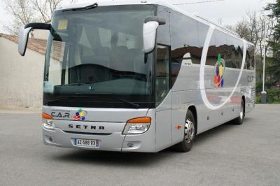 CAR Destinations Coopérative des Autocaristes Réunis - Transport touristique en autocars - Alès