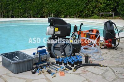 Aqua Sud Dtect - Construction et entretien de piscines - Nîmes