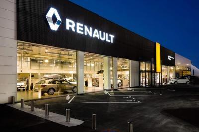 Renault Pessac - Garage automobile - Pessac