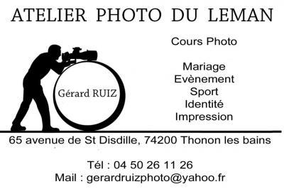 Atelier Photo Du Léman - Photographe de reportage - Thonon-les-Bains