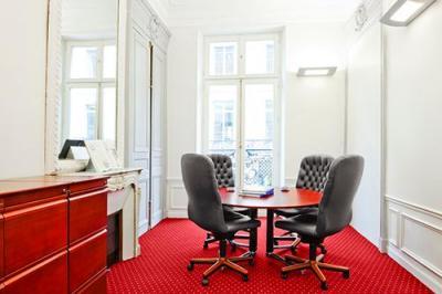 Servcorp Paris - Location de bureaux équipés - Paris