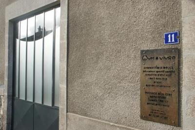Groult Isabelle - Club de gymnastique - Limoges