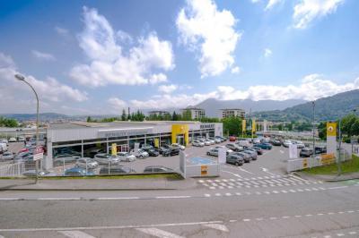 Renault Groupe Gueudet Concessionnaire - Concessionnaire automobile - Annecy